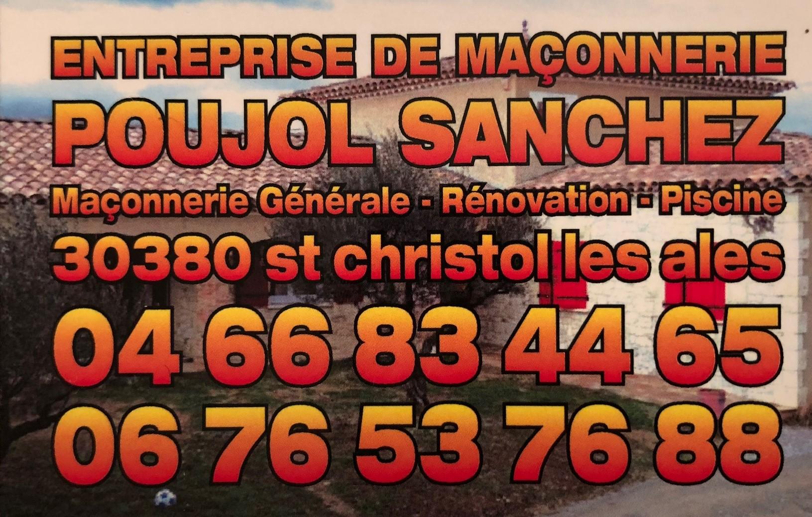 Maçonnerie Poujol Sanchez